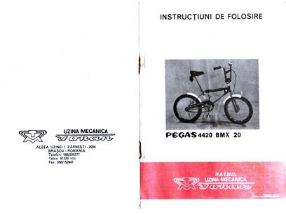PEGAS 4420 BMX