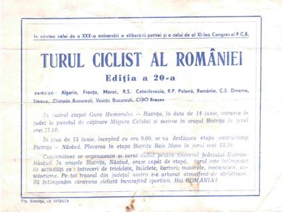 Turul ciclist 1974