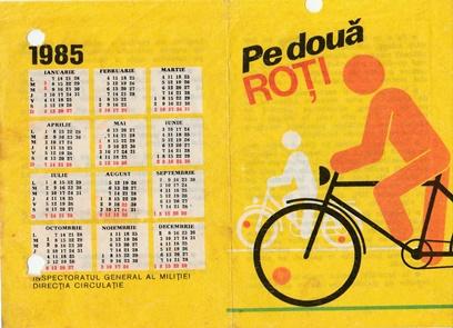 Calendar 1985