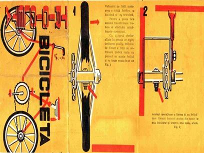 Tricicleta Medias