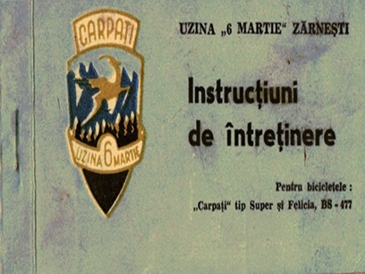 Instructiuni Carpati