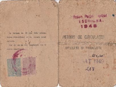 Permis 1948