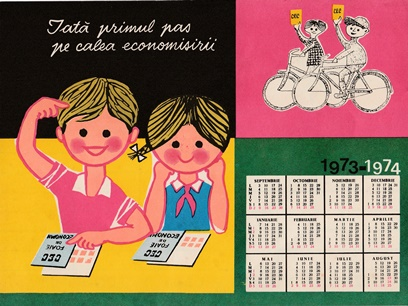 Calendar CEC 1974