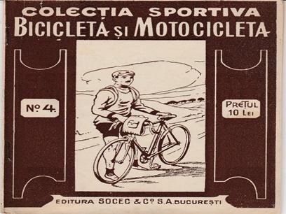 Bicicleta si motocicleta